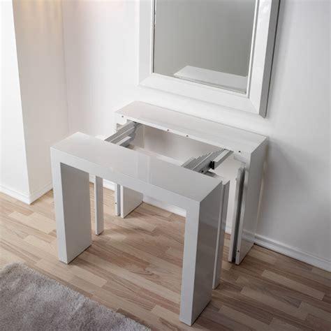 tavolo allungabile a consolle tavolo consolle allungabile 225l pezzani srl stilcasa