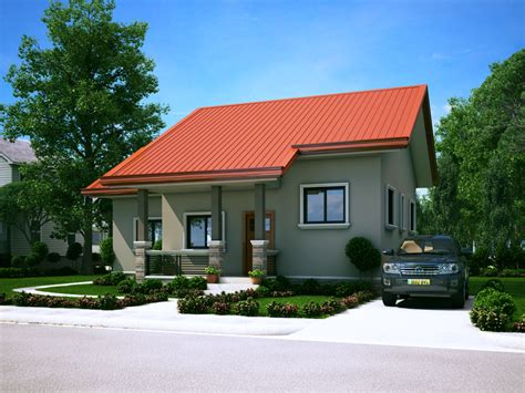 Small Home Design Images Small House Design 2014006 Eplans