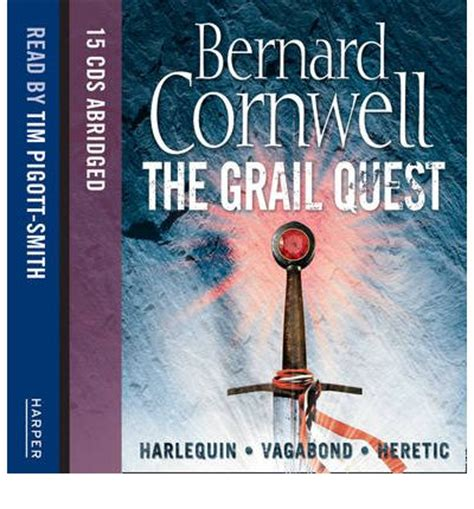 the grail quest the grail quest omnibus bernard cornwell 9780007424634