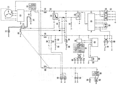 sel starter relay wiring diagram wiring diagram with