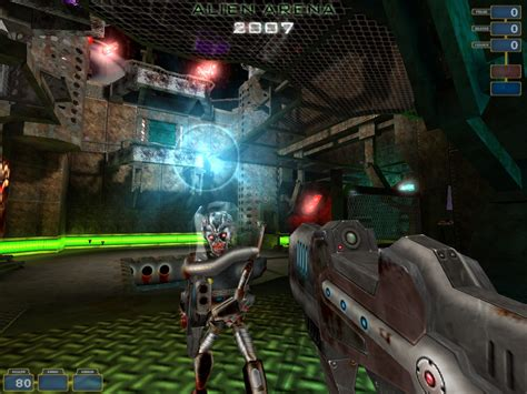 demos pc alien arena  full install megagames