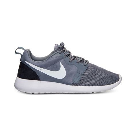 roshe shoes for nike mens roshe run hype casual sneakers from finish line
