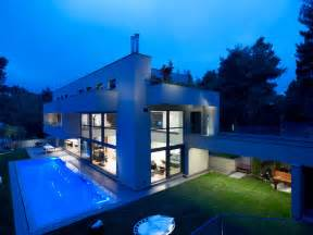 Super House Design Your Dream Home Pure And Clean Modern Dream House Designed With