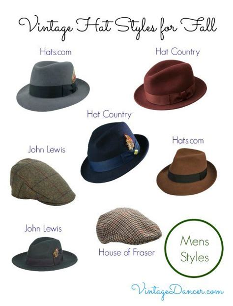 5 Hat Styles Which Will You Rock by 1000 Images About 1940s Mens Fashion On