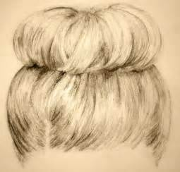 pencil drawing of hair styles of art drawing hair hairstyle pencil drawing image