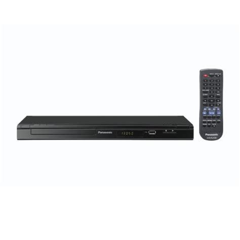 most compatible format dvd player panasonic dvd s500eb k dvd player with multi format