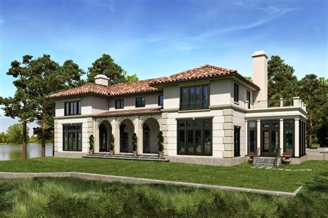 mediterranean style home house plans mediterranean style homes modern house