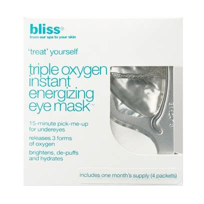Best Oxygen Instant Energizing Mask by Eye Masks Tried Tested The Best Masks For