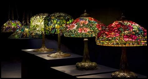 original tiffany lotus l the wester gallery original tiffany ls windows and more