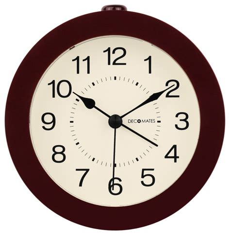 surprise savings on quiet wall clocks decomates decomates non ticking silent small wall and