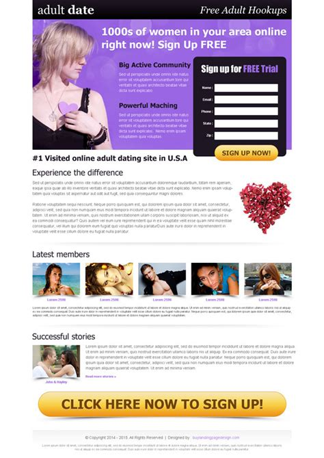 lead capture page templates free top 50 landing page designs 2014 to increase conversion