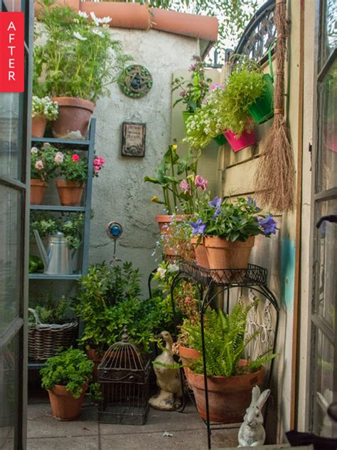 apartment patio vegetable garden small space garden hacks