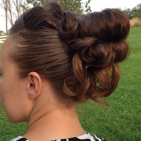apolostic hair updo to my apostolic pentecostal women short hairstyle 2013