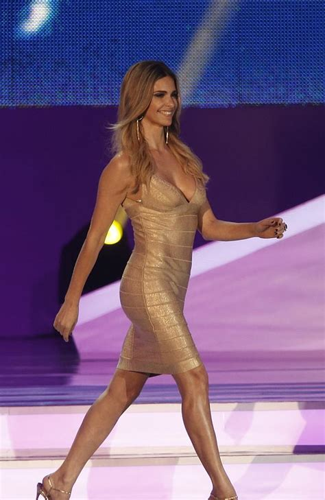 ky commercial actress fernanda lima steals the world cup draw show