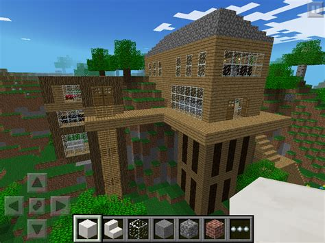 Minecraft Pe House Plans Cool Houses In Minecraft Pe House Plan 2017