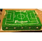 CAKES BY ARIANA AND CORRYN Pumas Soccer Cake