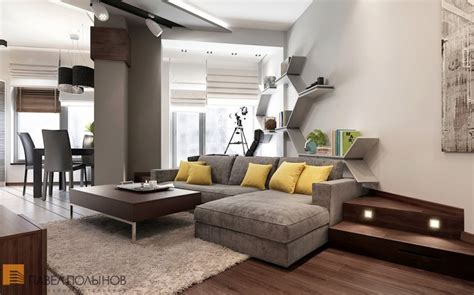 Stylish Home Interiors by Comfortable And Stylish Small Apartment Decoholic