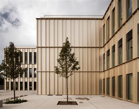 Architecture And Mba by David Chipperfield Architects Gt Hec School Of Management