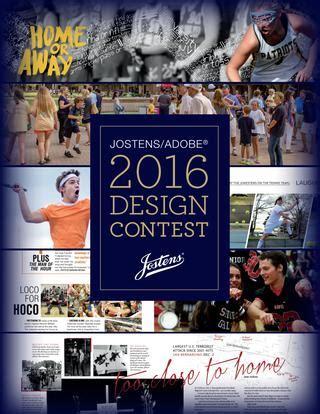 jostens design contest 2016 jostens adobe design contest by jostens yearbook issuu