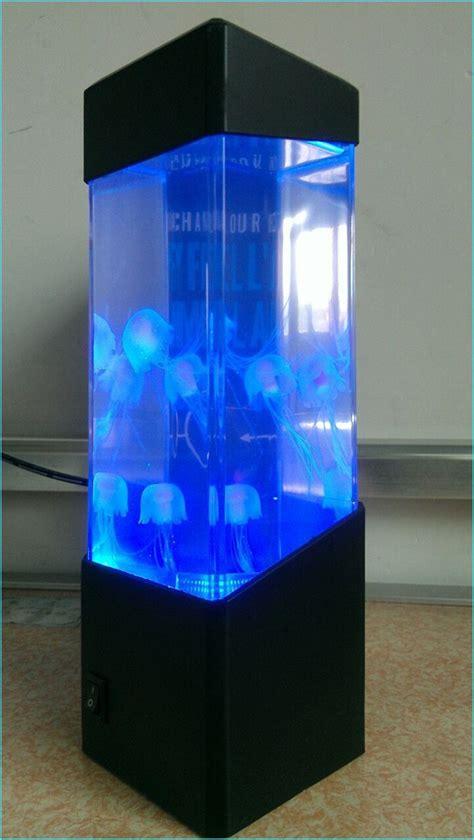 jellyfish aquarium with color changing led lights mini led jellyfish light color changing aquarium jellyfish