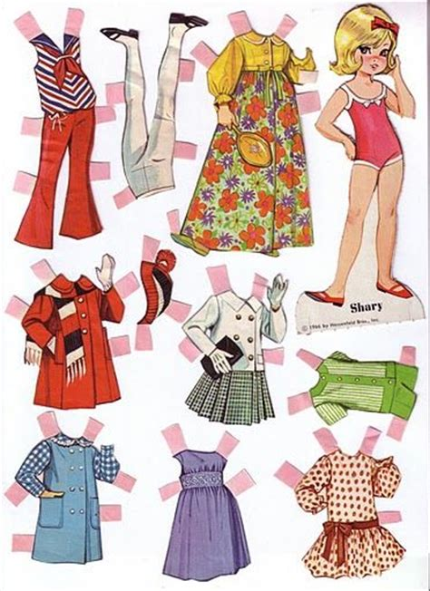 How Do You Make A Paper Doll - 1000 images about paper dolls on antigua