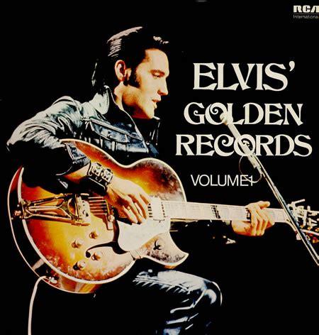 Us Records Index Volume 1 Elvis Elvis Golden Records Volume 1 Vinyl Lp