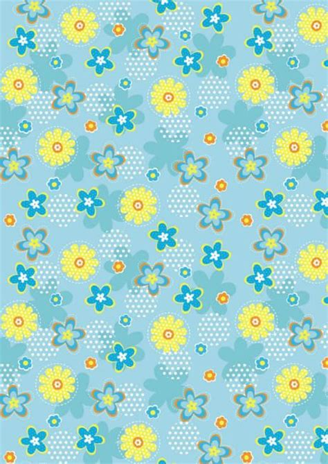 yellow fever pattern http activityvillage co uk blue and yellow flowers