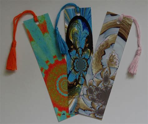 Handmade Bookmark Ideas - handmade bookmarks minds4art