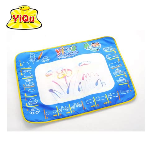 water painting doodle mat malaysia children water drawing board mat with magic pen