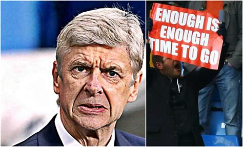 arsenal fans arsene wenger rubbishes critics who overlook 20 years for