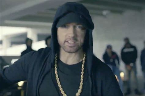 eminem pictures eminem calls out donald trump during freestyle rap at the