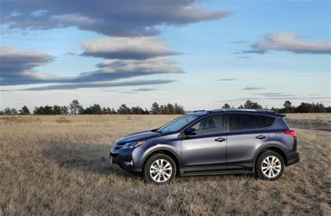What Year Did Toyota Start 2013 Toyota Rav4 Limited Review