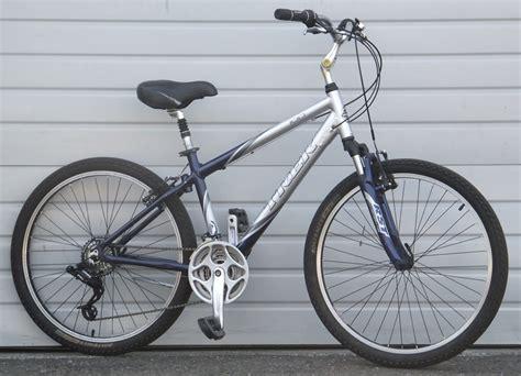 comfortable bike seat for trek 14 quot trek navigator 100 aluminum comfort utility bike 5 3 quot 5 7 quot