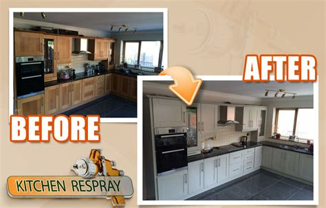 respraying kitchen cabinets how do you benefit from respraying your kitchen