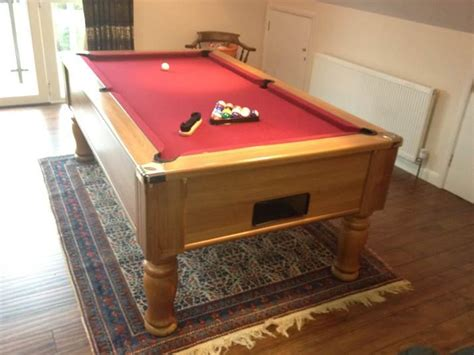 Pool Table Assembly by Pool Table Installation Wrexham Pool Table Recovering