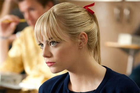 emma stone iq 20 hottest women to ever appear in marvel movies page 9