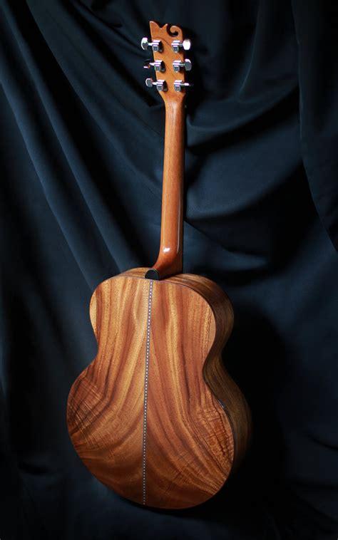 Handmade Guitar - jumbo guitars custom handmade elijah guitars
