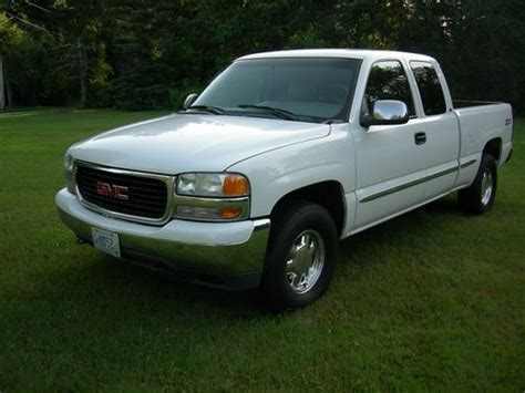 buy used 2000 gmc 1500 sle extended cab 3