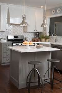 Island In Small Kitchen by Kitchen Small Square Kitchen Design With Island