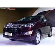 Toyota Innova Crysta Price Specifications Mileage