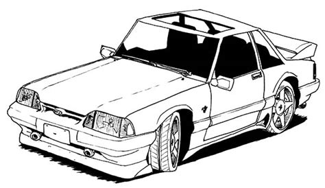 coloring pages lowrider cars car mustang coloring pages best place to color