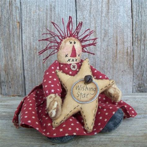 Handmade Primitive Dolls - handmade teddy bears and raggedies handmade country