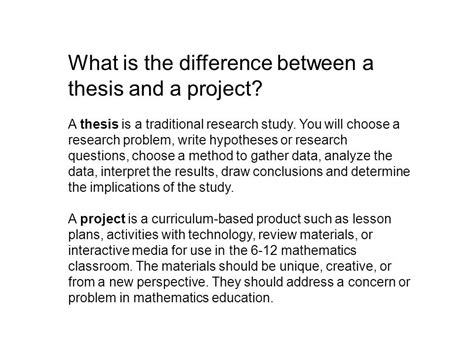 difference between dissertation and thesis what is the difference between thesis statement and topic