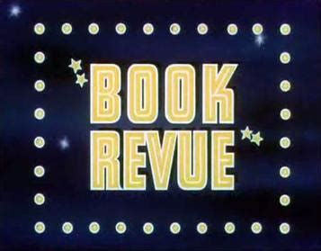 looney tunes title card template book revue
