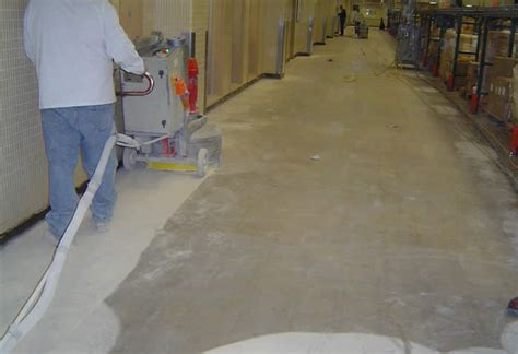 How To Prep Garage Floor For Epoxy Paint by Industrial Concrete Floor Preparation