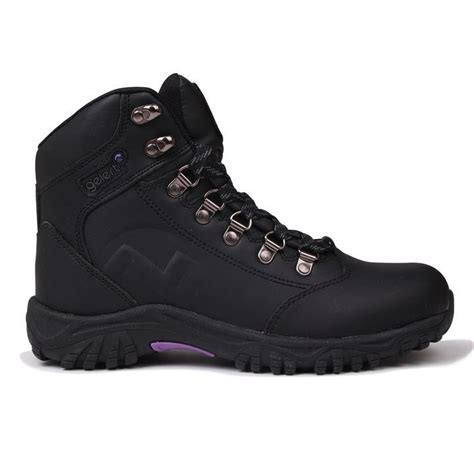 gelert gelert leather boot walking boots