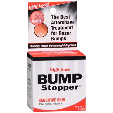 overnight treatments for razor bumps with pictures ehow upc 043429003030 bump stopper razor bump treatment