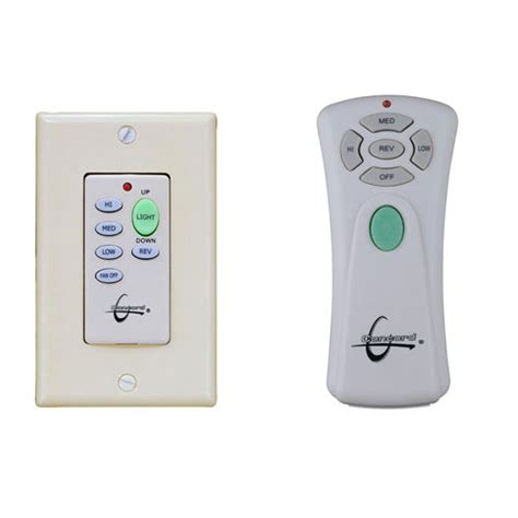 ceiling fan wall remote concord fans ceiling fan remote and wall switch