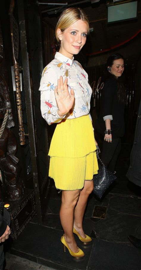 The Mccall Skirt That Mischa Barton Wore Is Now At Outfitters by Mischa Barton Knee Length Skirt Mischa Barton Looks