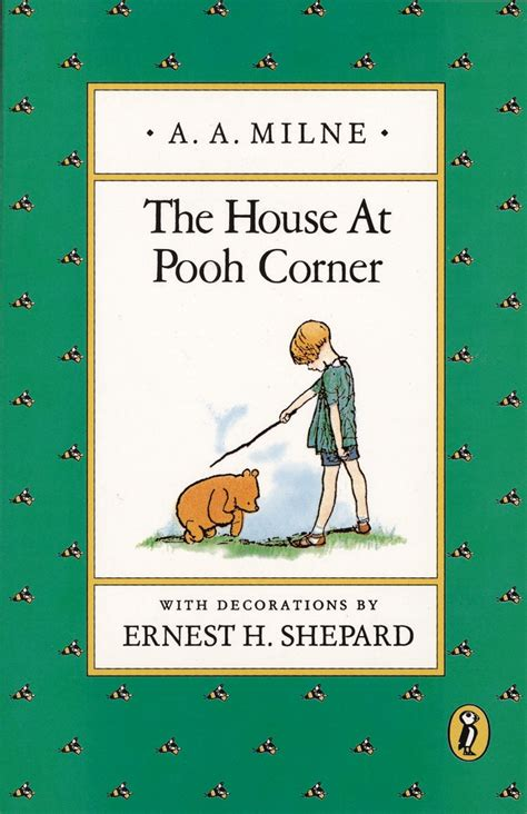 Novel Grafis The House At Pooh Corner A A Milne hazel gaynor books that changed my books that